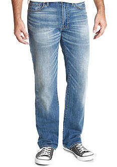 Lucky Brand 361 Vintage Straight Light Wash Jeans