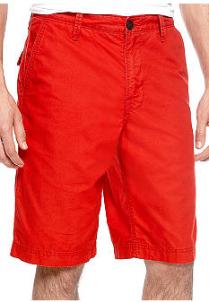 Lucky Brand Flat Front Color Shorts