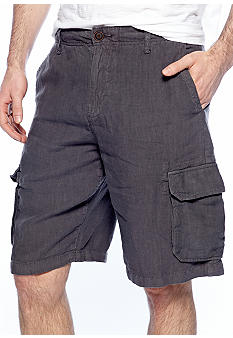 Lucky Brand Long Beach Linen Cargos