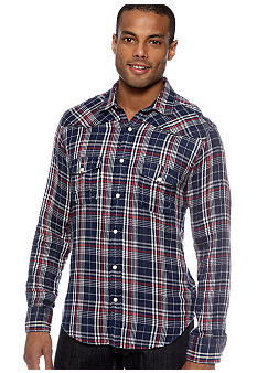 Lucky Brand Rivington Plaid Shirt