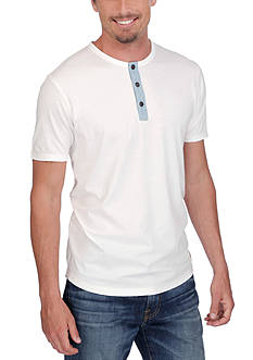 Lucky Brand Kings Canyon Henley Shirt