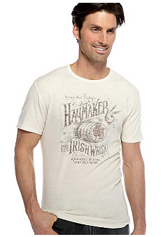 Lucky Brand Haymaker Irish Whisky Tee