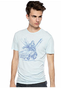 Lucky Brand Big Foot Surf Tee