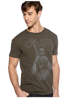 Lucky Brand Cash Seated V-Neck Tee