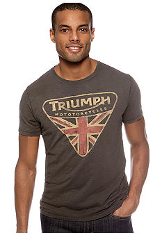 Lucky Brand Triumph Badge Tee