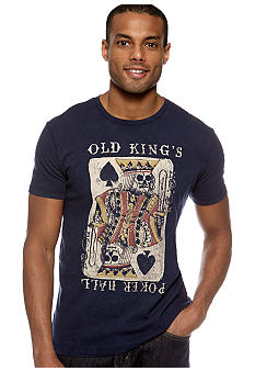 Lucky Brand Kings Poker Hall Tee