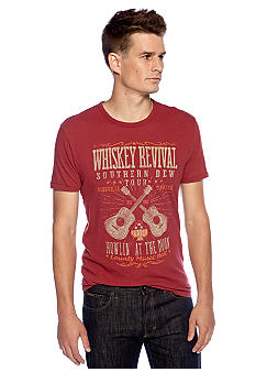 Lucky Brand Whiskey Revival Tee