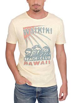 Lucky Brand Waikiki Graphic Tee