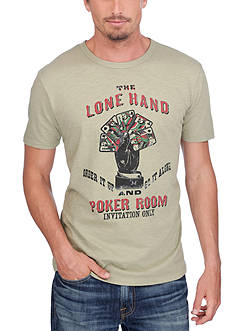 Lucky Brand Lone Hand Graphic Tee
