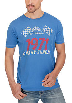Lucky Brand On Any Sunday Graphic Tee