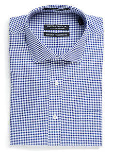 Forsyth of Canada Tailored Fit Non-Iron Gingham Check Dress Shirt