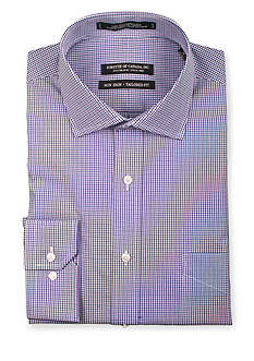 Forsyth of Canada Tailored-Fit Non-Iron Gingham Dress Shirt