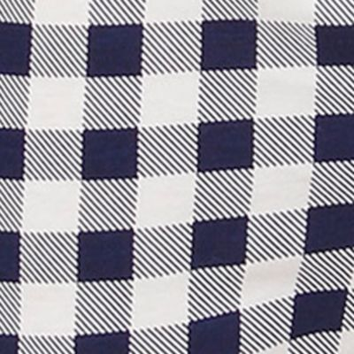 Guys Boxer Briefs: Plaid 2 Peacot Nautica Novelty Print Knit Boxers