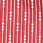 Mens Boxers: Vertical Dot Nautred/White Nautica Novelty Print Knit Boxers