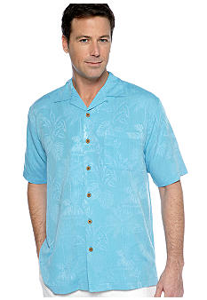 Ocean & Coast Rum For It Silk Shirt