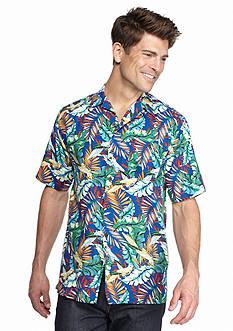 Ocean & Coast Birds Of A Feather Woven Shirt