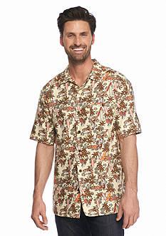 Ocean & Coast Short Sleeve Woven Camp Shirt