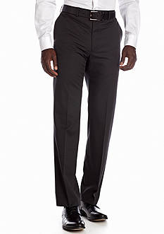 DKNY Slim Fit Black Neat Suit Separate Pants
