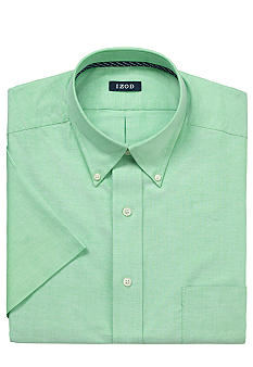 Izod Wrinkle-Free Oxford Dress Shirt