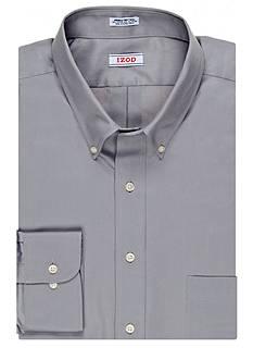 IZOD Big & Tall Wrinkle-Free Dress Shirt