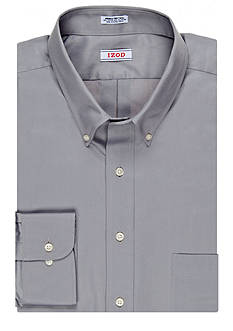 IZOD Big & Tall Wrinkle-Free Dress Shirt
