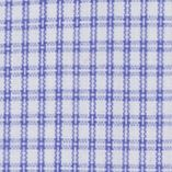 Young Mens Dress Shirts: Patterned: Periwinkle IZOD Classic Fit Non Iron Perform X Dress Shirt