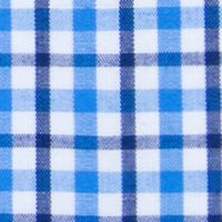 Young Men: Button Down Sale: Aqua IZOD Regular Fit Dress Shirt