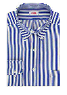 IZOD Big & Tall Classic-Fit Perform X Non-Iron Dress Shirt