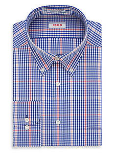 IZOD PerformX Regular-Fit Dress Shirt
