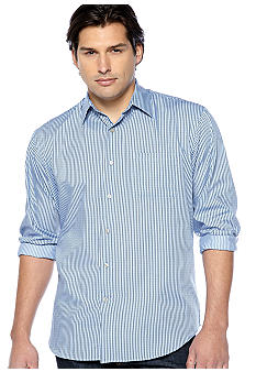 Van Heusen No-Iron Stripe Dobby Shirt