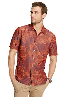 Van Heusen Flora Short Sleeve Shirt