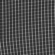 St Patricks Day Outfits For Men: Black Van Heusen Short Sleeve Non-Iron Check Woven Shirt