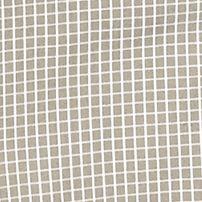 St Patricks Day Outfits For Men: Khaki Aluminum Van Heusen Short Sleeve Non-Iron Check Woven Shirt