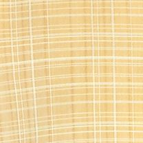 St Patricks Day Outfits For Men: Yellow Golden Spice Van Heusen Short Sleeve Crosshatch Shirt
