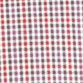 Van Heusen: Red Rhubarb Van Heusen Mini Check Non Iron Woven Shirt