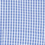 Men: Casual Shirts Sale: Mazarine Blue Van Heusen Long Sleeve Traveler Woven Ultimate Non Iron Small Grid Shirt