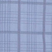 Van Heusen Men Sale: Blue Hampton Van Heusen Short Sleeve Windowpane Shirt