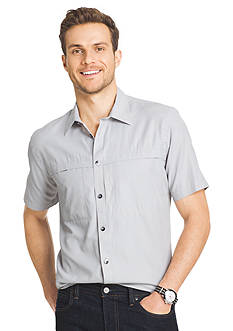 Van Heusen Arrow Traveler Short Sleeve Woven Shirt