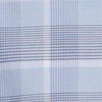 Van Heusen Men Sale: Blu Forever Blu Van Heusen Short Sleeve Large Plaid Cool Shirt
