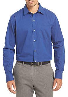 Van Heusen Non-Iron Stripe Traveler Stretch Shirt