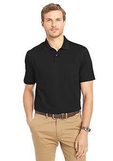 Van Heusen Feeder Stripe Polo Shirt