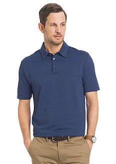 Van Heusen Stripe Traveler Polo Shirt