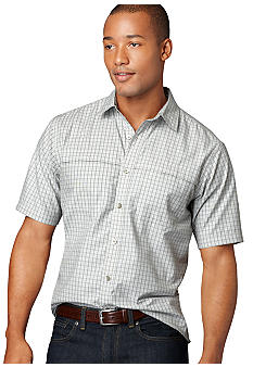 Van Heusen Large Check Woven Shirt