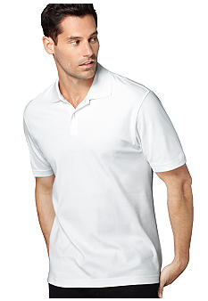 Van Heusen Interloock Knit Polo