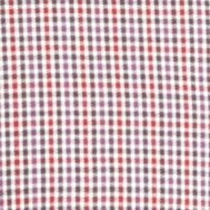 Van Heusen Big & Tall Sale: Red Rhubarb Van Heusen Big & Tall Long Sleeve Premium No Iron Gingham Button Down Shirt