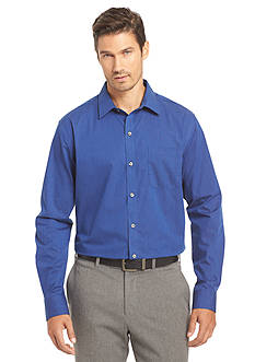 Van Heusen Big & Tall Wrinkle Free Traveler No Iron Dress Shirt
