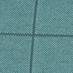 Van Heusen Big & Tall Sale: Turquoise Van Heusen Big & Tall Short Sleeve Jacquard Windowpane Knit Polo Shirt