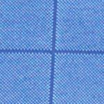 Big and Tall Golf Shirts: Blue Mazarine Blue Van Heusen Big & Tall Short Sleeve Jacquard Windowpane Knit Polo Shirt