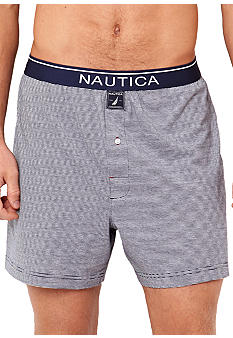 Nautica Bay Yard Knit Boxer