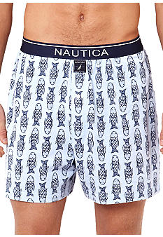 Nautica Toggle Fish Boxers